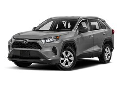 New Vehicle 2020 Toyota RAV4 LE SUV For Sale in Coon Rapids, MN
