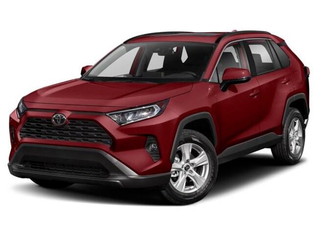 New 2020 Toyota RAV4 XLE SUV in Appleton