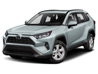 New 2020 Toyota RAV4 XLE SUV