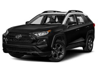 New 2020 Toyota RAV4 TRD Off Road SUV Sandusky