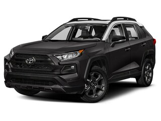 New 2020 Toyota RAV4 TRD Off Road SUV for sale near you in Boston, MA