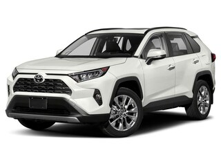 New 2020 Toyota RAV4 Limited SUV for sale in Modesto, CA