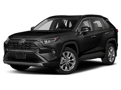 2020 Toyota RAV4 Limited SUV For Sale in Oakland