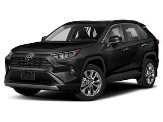 New 2020 Toyota RAV4 Limited SUV Billings, MT