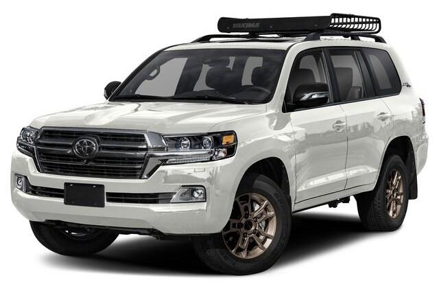 New 2020 Toyota Land Cruiser Heritage Edition SUV Serving Los Angeles
