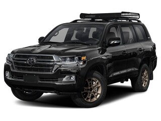 New 2020 Toyota Land Cruiser Heritage Edition SUV