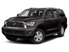 New 2020 Toyota Sequoia Platinum SUV