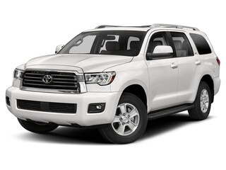 New 2020 Toyota Sequoia SR5 SUV Springfield, OR
