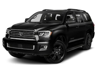 New 2020 Toyota Sequoia TRD Sport SUV for sale near you in Colorado Springs, CO