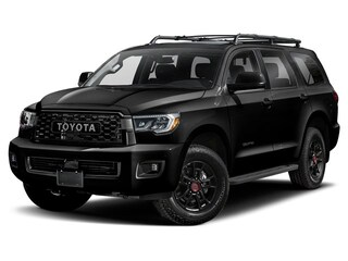 New 2020 Toyota Sequoia TRD Pro in San Francisco