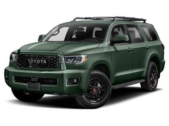 New 2020 Toyota Sequoia TRD Pro SUV in Portsmouth, NH