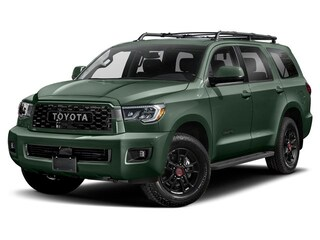New 2020 Toyota Sequoia TRD Pro SUV for sale in Charlotte, NC