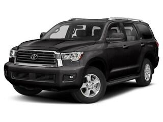 New 2020 Toyota Sequoia Platinum SUV