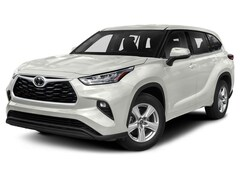 New 2020 Toyota Highlander LE SUV 5TDZZRAH4LS001952 21326 near Baltimore