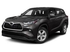 New 2020 Toyota Highlander LE SUV in Altus, OK