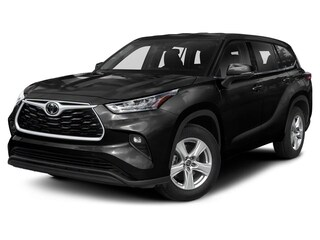 New 2020 Toyota Highlander LE SUV For Sale in Torrance