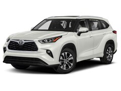 New 2020 Toyota Highlander XLE SUV in Meridian, MS