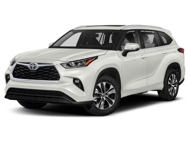 New 2020 Toyota Highlander XLE SUV in Ruston, LA