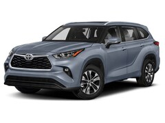 New 2020 Toyota Highlander XLE SUV for sale in Clearwater