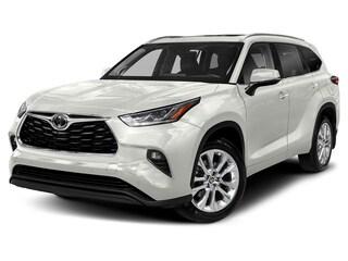 New 2020 Toyota Highlander Limited SUV in Leesville, LA