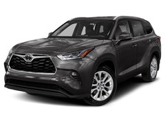 New 2020 Toyota Highlander Limited SUV for sale in Clearwater