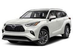 New 2020 Toyota Highlander Platinum SUV in Early, TX