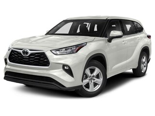 New Toyota for sale 2020 Toyota Highlander LE SUV in prestonsburg, KY