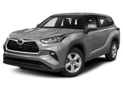 New 2020 Toyota Highlander LE SUV for sale in Fresno, CA