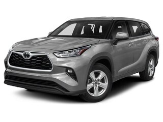 New 2020 Toyota Highlander LE SUV for sale in Dodge City, KS