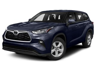 New 2020 Toyota Highlander LE SUV Springfield, OR