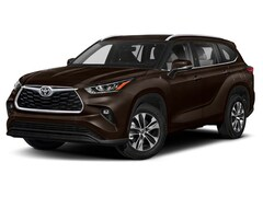 New Vehicle 2020 Toyota Highlander XLE SUV For Sale in Coon Rapids, MN