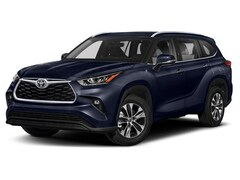 New 2020 Toyota Highlander XLE SUV 5TDHZRBH8LS011250 for sale in Hartford, CT