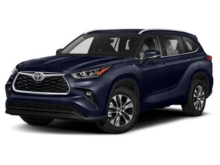 New 2020 Toyota Highlander XLE SUV in Maumee