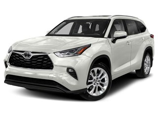 New 2020 Toyota Highlander Limited SUV for sale in Franklin, PA