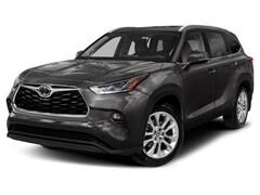 Buy a 2020 Toyota Highlander in Johnstown, NY