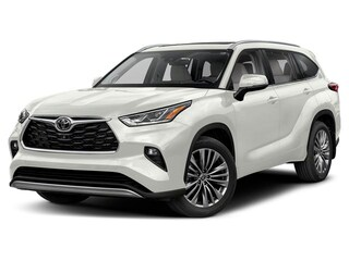 New 2020 Toyota Highlander Platinum SUV for sale near you in Boston, MA