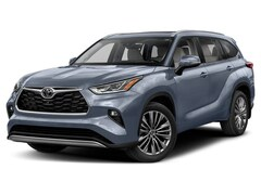 new 2020 Toyota Highlander Platinum SUV for sale in Marietta OH