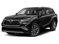 2020 Toyota Highlander Platinum SUV