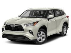 New 2020 Toyota Highlander Hybrid XLE SUV in Meridian, MS