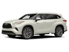 New 2020 Toyota Highlander Hybrid Platinum SUV for sale in Sumter, SC