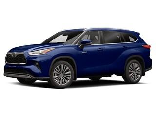 2020 Toyota Highlander Hybrid Platinum SUV