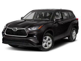 New 2020 Toyota Highlander Hybrid XLE SUV for sale near you in Colorado Springs, CO