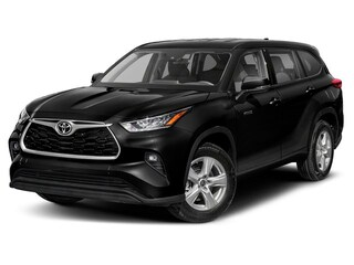 New 2020 Toyota Highlander Hybrid XLE SUV in Lakewood NJ