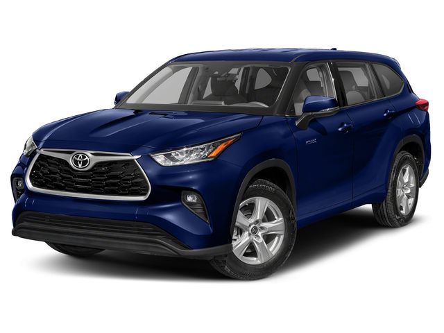 2020 Toyota Highlander Hybrid SUV
