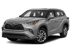 New 2020 Toyota Highlander Hybrid Limited SUV for sale in Hartford, CT