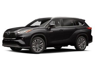 2020 Toyota Highlander Hybrid HYBRD AWD SUV for sale near Detroit