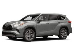 New 2020 Toyota Highlander Hybrid Platinum AWD - 2nd Row Captains SUV T6546 Plover, WI