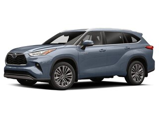 New 2020 Toyota Highlander Hybrid Platinum SUV in Lakewood NJ
