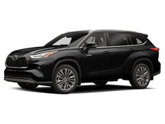 New Vehicle 2020 Toyota Highlander Hybrid Platinum SUV For Sale in Coon Rapids, MN