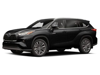 New 2020 Toyota Highlander Hybrid Limited Platinum SUV for sale in Modesto, CA